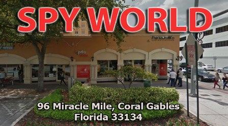 Spy Store Miami