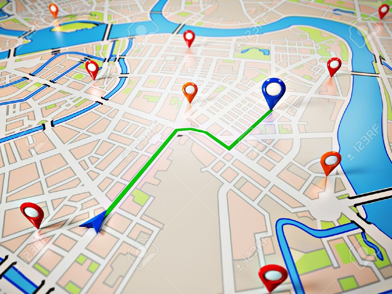 Personal Satellite Tracker >> Spy World Miami | Services
