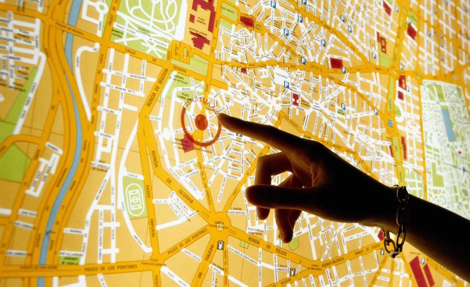 Spy World Miami Services - Chicago map gps