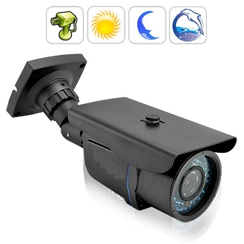 Waterproof Security Camera