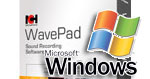 Wavepad for Windows